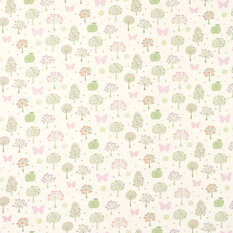 Esme Multi White Fabric