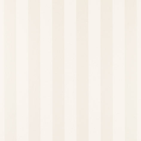Lille Stripe Pearl White Wallpaper