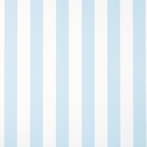 Lille Stripe Cobalt Wallpaper