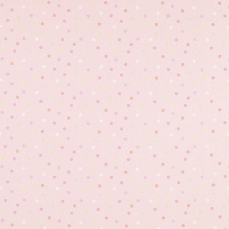 Pink Girls Furnishing Fabric