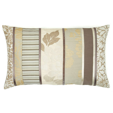 Ella Silk Truffle Cushion