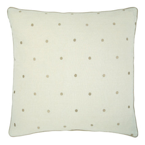Carmel Spot Linen Cushion
