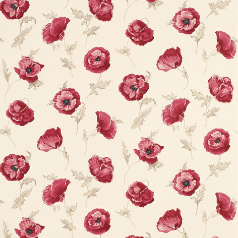 Freshford Red Wallpaper