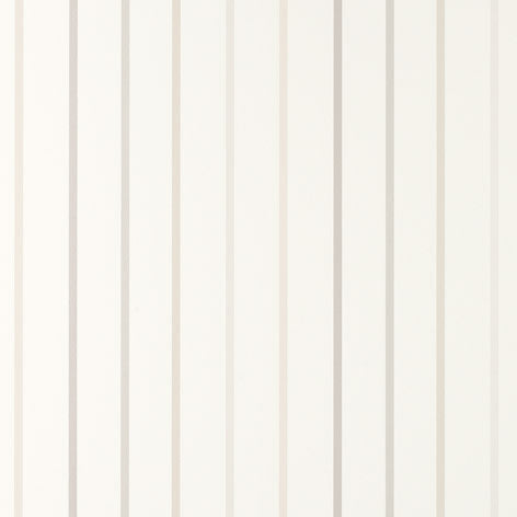 Draycott Stripe Off White Wallpaper