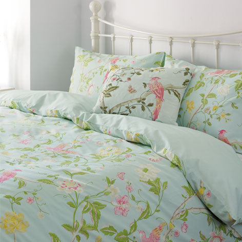 Summer Palace Cotton Duvet Cover Bedset