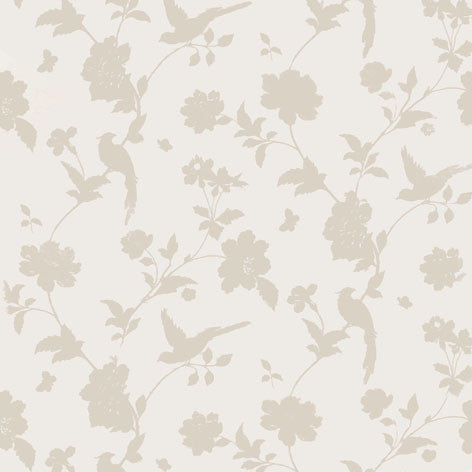Farleigh Natural Wallpaper