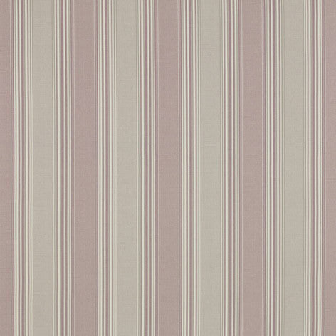 Seymour Stripe Amethyst Fabric