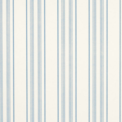 Hadley Stripe Seaspray Wallpaper