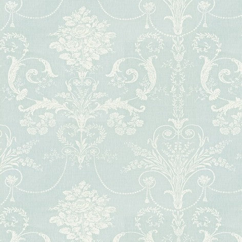 Josette Duck Egg Fabric