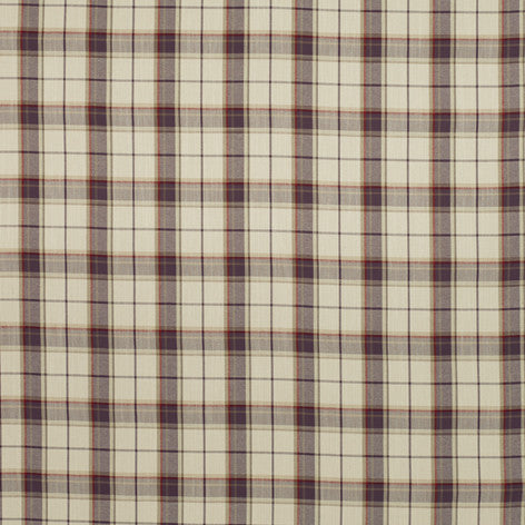 Neutral Plaid Fabric