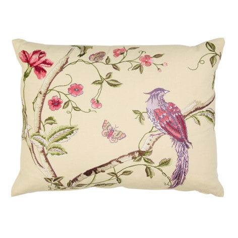 Summer Palace Linen Cushion