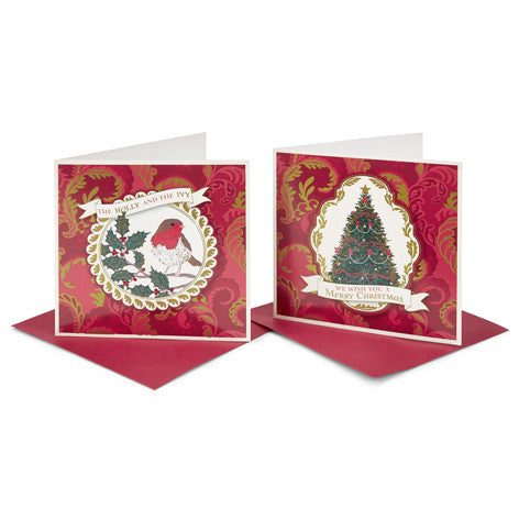 Red Robin Christmas Cards