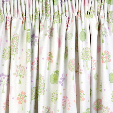 Esme Multi Pencil Pleat Ready Made Curtains