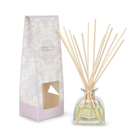 Sweet Pea and Freesia Diffuser Sticks