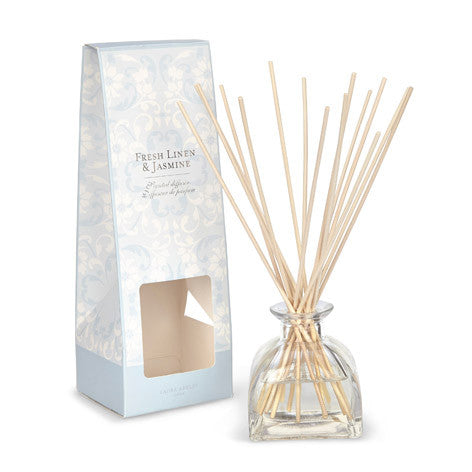 Fresh Linen and Jasmine Diffuser Sticks
