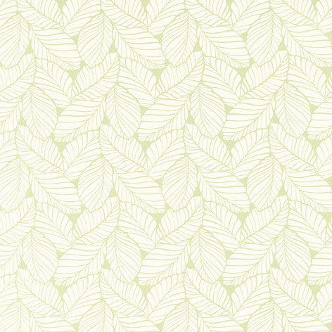 Palm Leaf Apple Wallpaper
