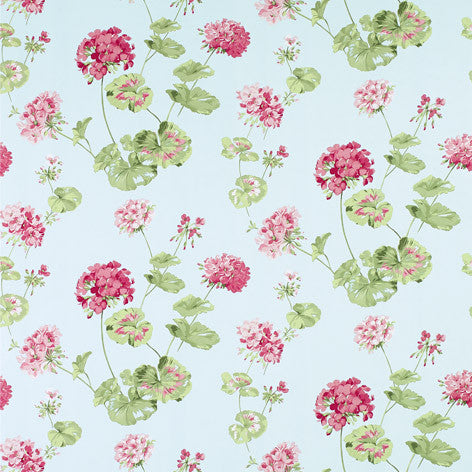 Geranium Pale Topaz Wallpaper