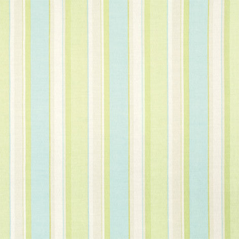 Yellow & Green Drapery Fabric