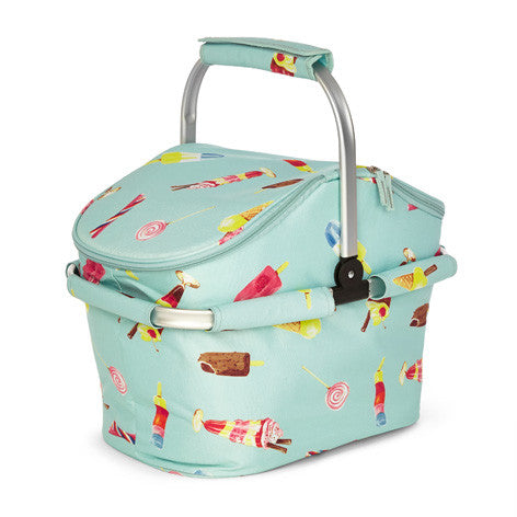 Ice Lollies Insulated Picnic Carrier