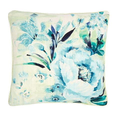 Francesca Pale Topaz Cushion