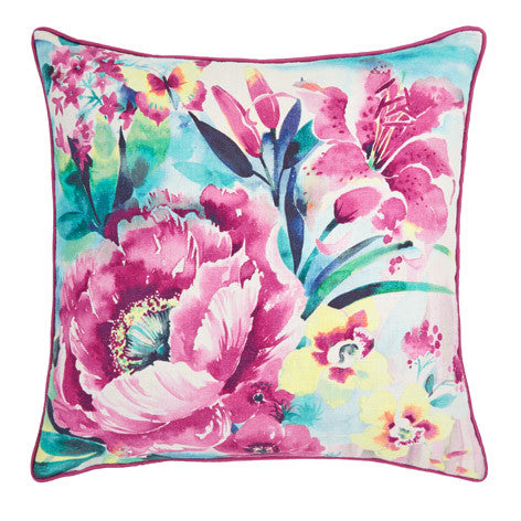 Francesca Orchid Cushion