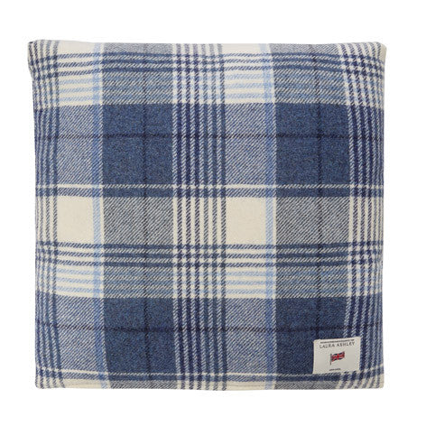 Cranbourne Blue Cushion