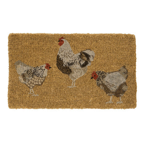 Chickens Doormat