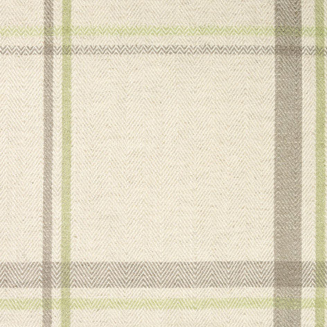 Loxley Check Apple Upholstery Fabric