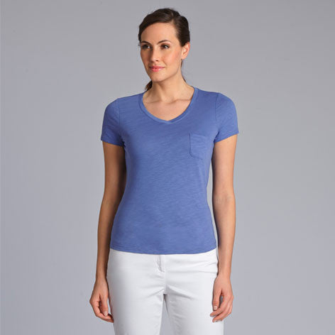 Fairtrade Cotton Pocket Detail T-Shirt
