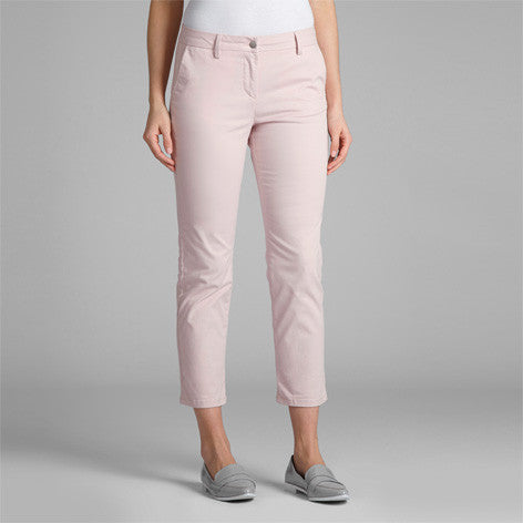 Cropped Chino Trouser