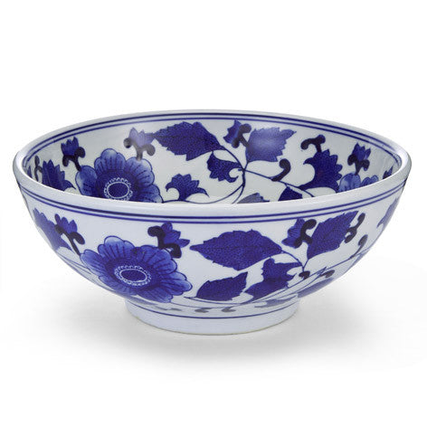 China Blue Porcelain Bowl