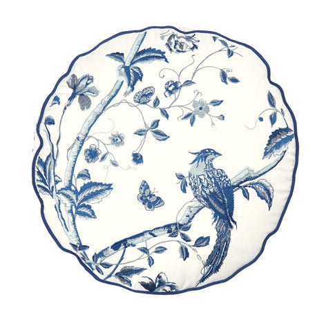 Summer Palace Round Cushion