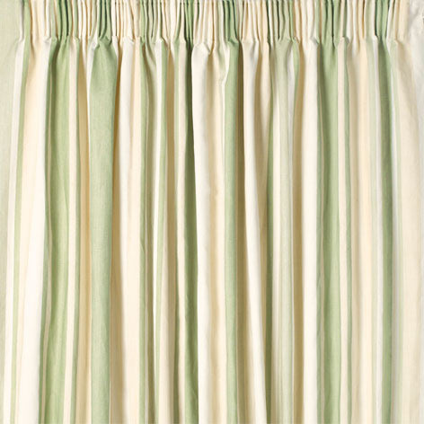 Awning Stripe Hedgerow Ready Made Curtains