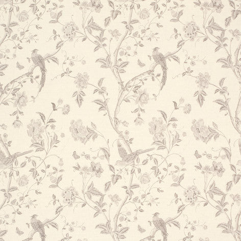 Summer Palace Dove Grey Fabric