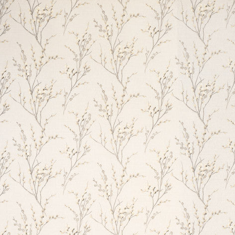 Pussy Willow Dove Grey Fabric
