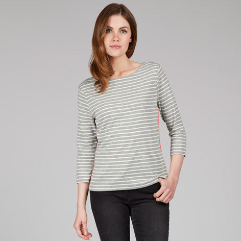 Cotton Stripe Top