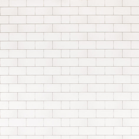 Tiles White Wallpaper