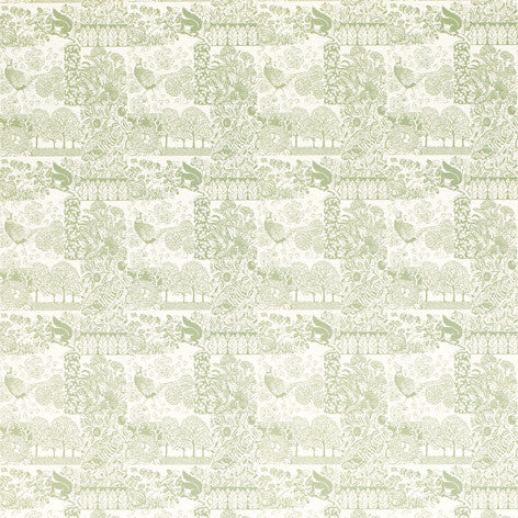 Patcham Hedgerow Wallpaper