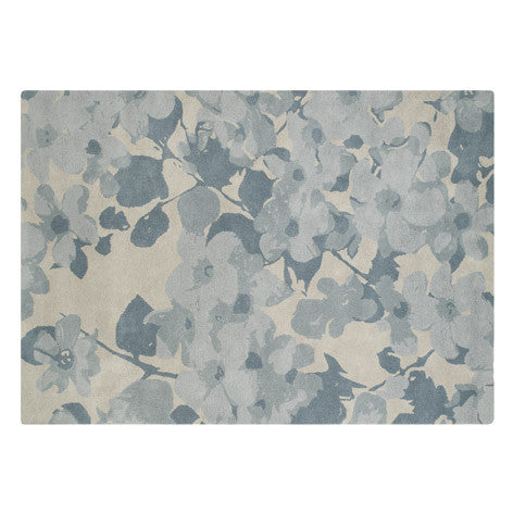 Stockbridge Seaspray Floral Rug