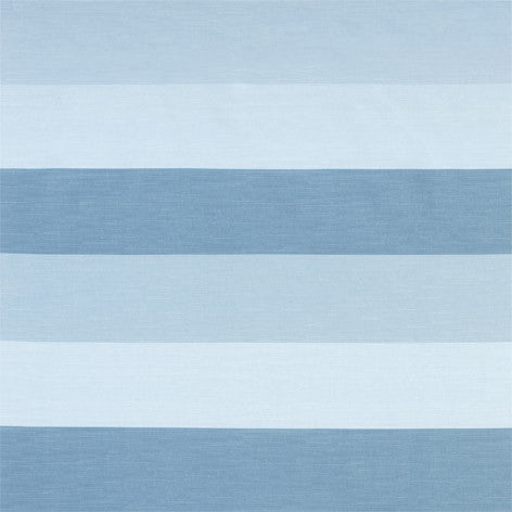 Leander Stripe Dark Seaspray Fabric