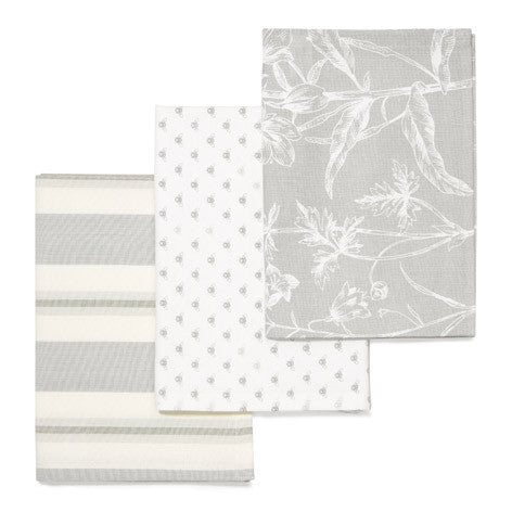 Lisette Set of 3 Tea Towels