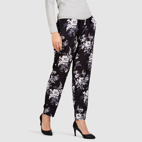 Floral Botanical Bloom Trousers