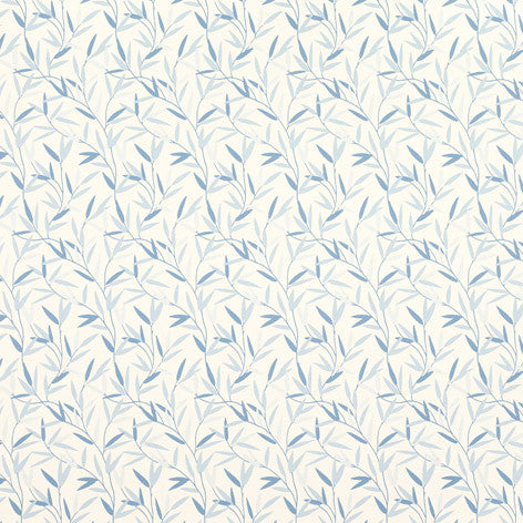 Willow Leaf Seaspray Wallpaper