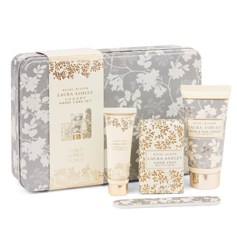 Royal Bloom Hand Care Gift Set