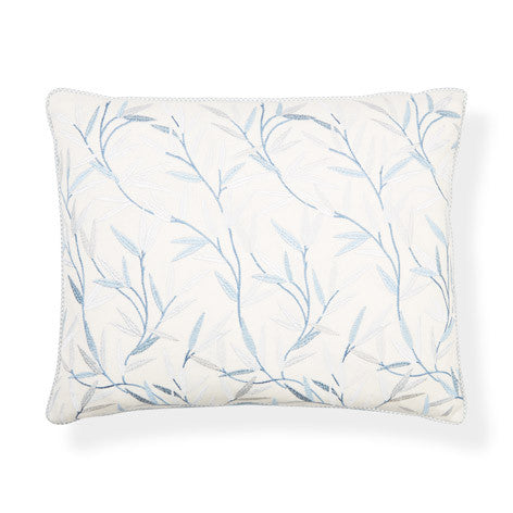 Willow Leaf Seaspray Cushion