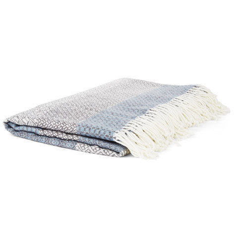 Bolney Dark Seaspray Throw