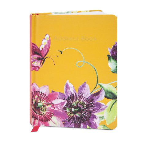 Floral Heritage Address Book