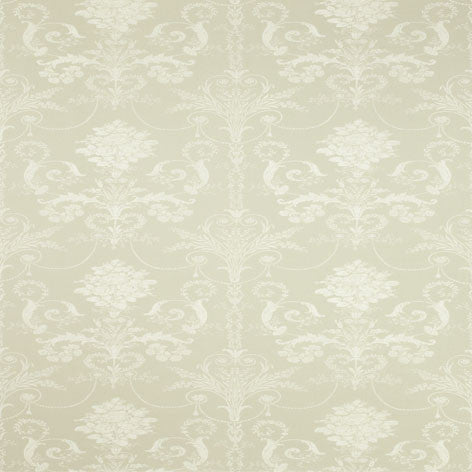 Josette Pale Hedgerow Fabric