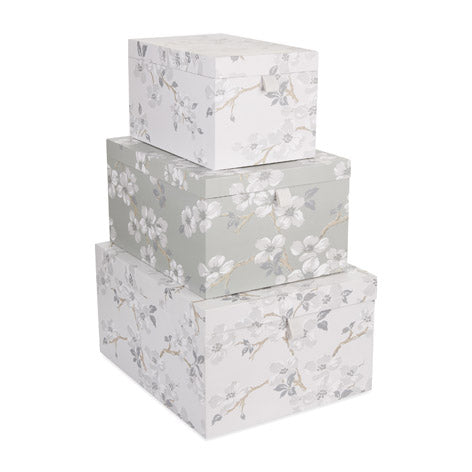 Iona Set of 3 Storage Boxes