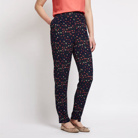 Summer Brights Printed Trousers
